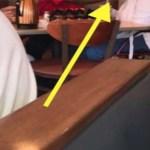 A nő titokban készítette ezt a fotót az étteremben… sírva fakadsz, ha meglátod, mit tesz a pincér a szomszéd asztalnál!