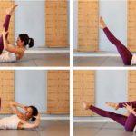 Napi 2 perc edzés a lapos hasért!