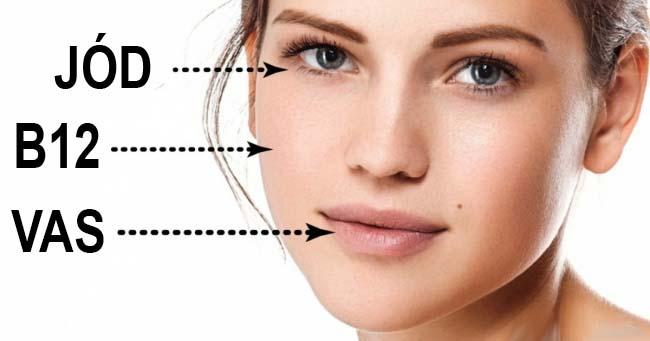 A vitaminhiány 5 jele, ami rá van írva az arcodra - elég ha belenézel a tükörbe, miközben olvasod ezt a cikket