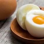 Hihetetlen dolgok történnek a testeddel, Ha három egész tojást eszel naponta