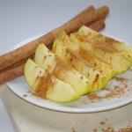 Az egészséges rágcsa: Kombináld az almát és a fahéjat a vércukorszint és vérnyomás szabályozásához