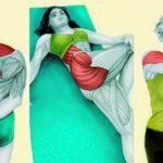 14 gyakorlat a test összes izmának a nyújtására