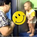 Tündéri videó: Nagymama és unokája átbeszélik az élet nagy dolgait