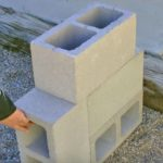 Vett 4 darab betontéglát és olyan grillezőt készített belőle, hogy a család szóhoz sem jutott!