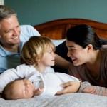 Ezen 5 csillagjegy szülötteiből lesznek a legjobb szülők!