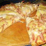 Elképesztően gyors serpenyős pizza Egy szempillantás alatt el is készül