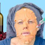 A plasztikai sebész azt tanácsolta édesanyámnak, mossa az arcát sajátságos módon. A ráncok eltűntek