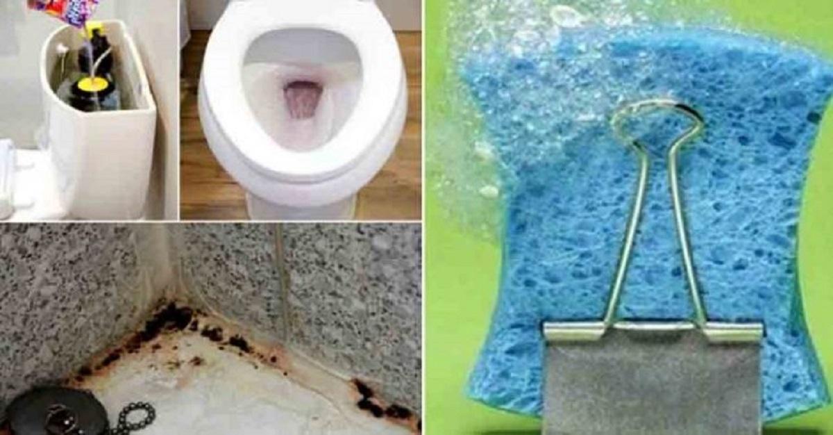 13 egyszerű takarítás tipp, amelyekkel tündöklően tisztává varázsolhatod a fürdőszobád