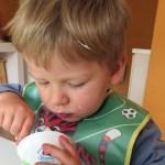 Sonda i jogurt