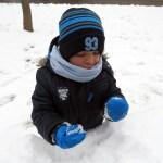 Zima jednog trogodišnjaka