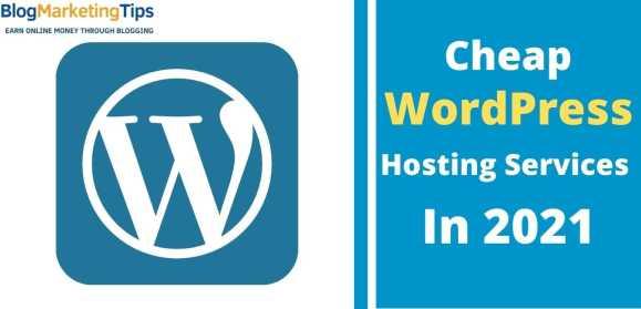 Cheap WordPress hosting services in 2021 – (Comparison + Deals)