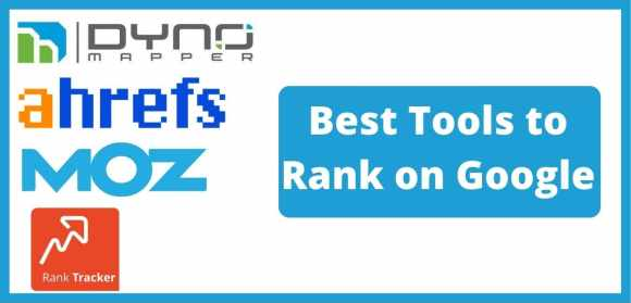 Best tools to rank on google