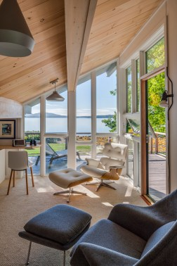 2662- Shorefront Camp Interior