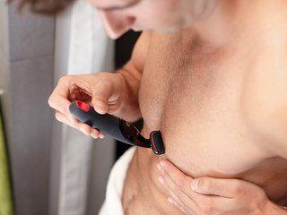 como depilarse el pecho