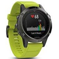 Garmin Fenix 5- Reloj multideporte, con GPS