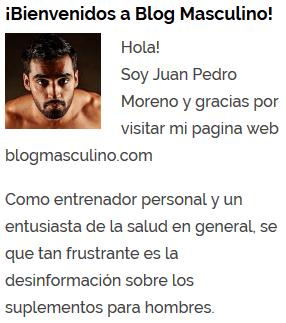 blogmasculino.com Bio