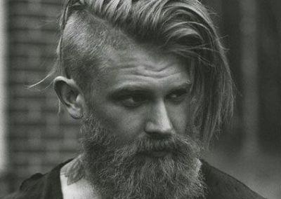 corte de pelo hombre Spiky