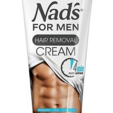 NAD'S Crema Depilatoria para Hombres