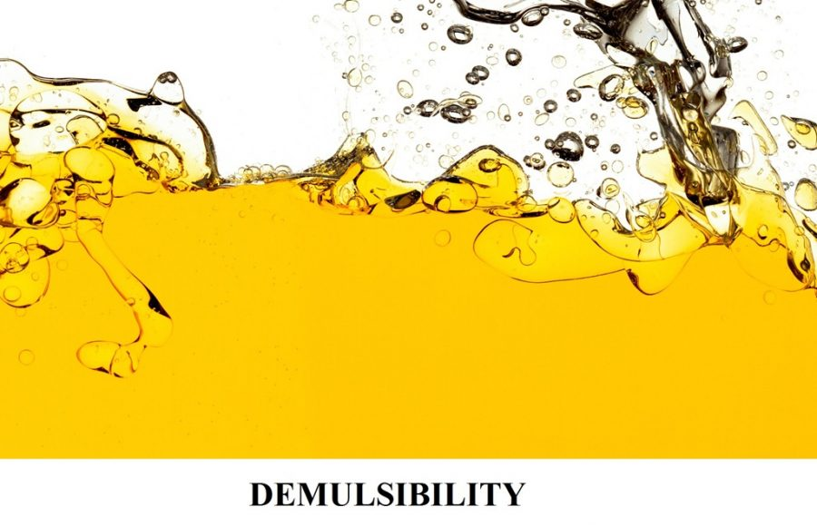 01-Properties-Of-Lubricant-Demulsibility