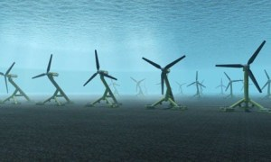 Underwater Tidal Power | Second Generation Tidal Power Plants | Generating Electricity From Ocean Waves