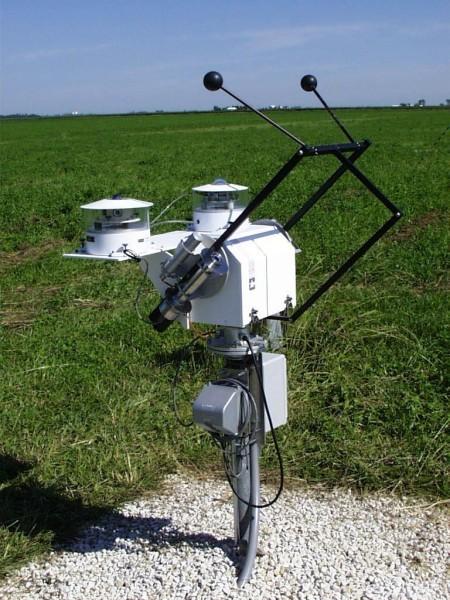 01-pyranometer - solar measurement equipment