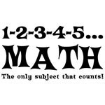 01-maths rocks tshirt