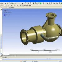 01-ansys worbench simulation – simulation wizard
