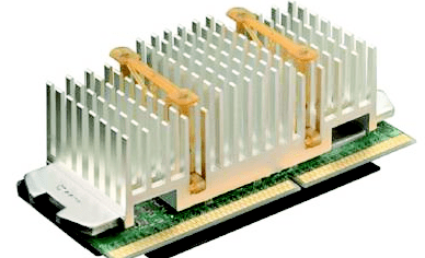 01-Vertical Fins In A Heat Sink To Liberate Heat Of A Led Light