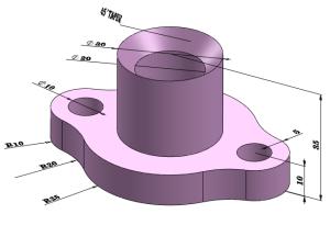 Solidworks Basic Tutorial   3D Solidworks Model   Solidworks Training Online
