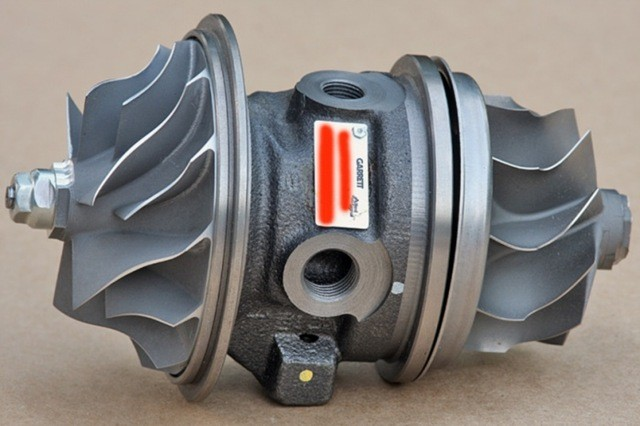 01-Normal_Turbo Charger-Variable Geometry Turbocharger-Vgt Turbo-Turbine Section-Compressor Section