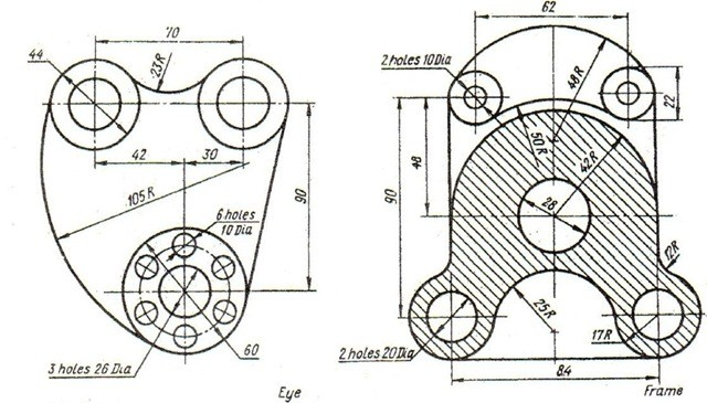02-autocad drawings-design-exercises