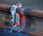 Flash Welding Process   Flash Butt Welding Of Rails   Flash And Upset Welding
