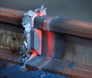 Flash Welding Process | Flash Butt Welding Of Rails | Flash And Upset Welding