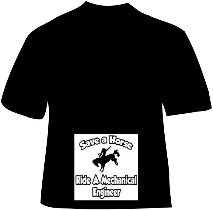 01-Quotes For T-Shirt-Ride A Mechanical Engineer