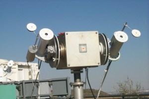 Solar Radiation Measuring Power Instruments
