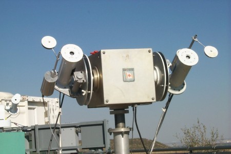 01-pyrheliometer - solar radiation measurement