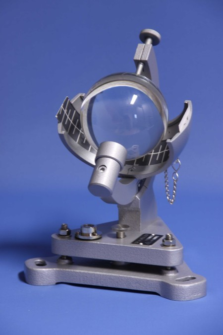 01-Sunshine Recorder - solar radiation measurement