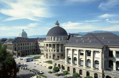 01- Zurich (Swiss Federal Institute Of Technology) - Campus - Top 10  - Best Mechanical Engg University