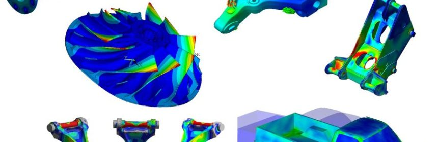 9a5d8 01 list of industries using fea fea model SolidWorks SolidWorks Finite Element Analysis