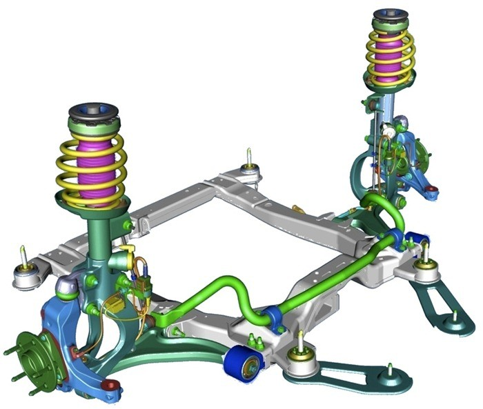 hiper-strut-front-suspension-reduce-vibration-and-harshness-from-tyres-and-axial-shifting
