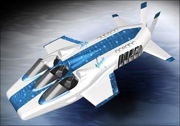 cb050 Bransons flying submarine Composites