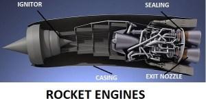 Rocket Engines   Solid Propellant Rockets   Liquid Propellant Rockets