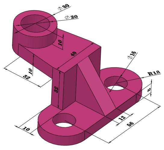 01-Vertical-Shaft-Support-Solidworks-Drafting.png