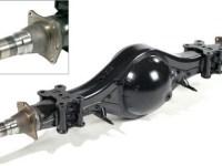 rear axle-live axle