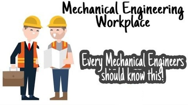 Mechanical engineers who enjoy their work - gives you greatest job satisfaction