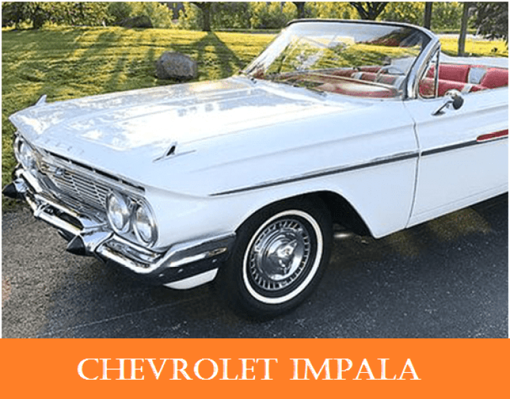 01 1960 vintage cars chevrolet impala   Why The 1960s Vintage Personal Cars Had Been So Popular Till Now?   1960s Vintage Personal Cars