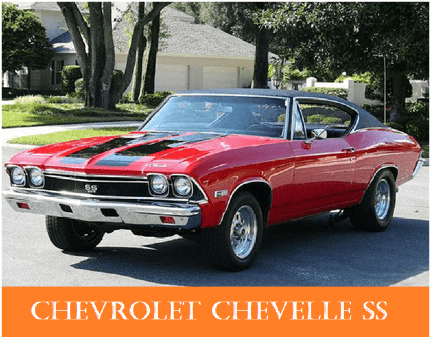 01 1960s vintage personal cars chevrolet chevelle ss Alfa romeo spider Automobile Engineering 1960s Vintage Personal Cars