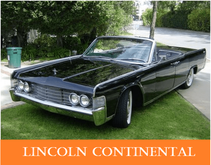 01 1960s vintage personal cars lincoln continental 1 Alfa romeo spider Automobile Engineering 1960s Vintage Personal Cars