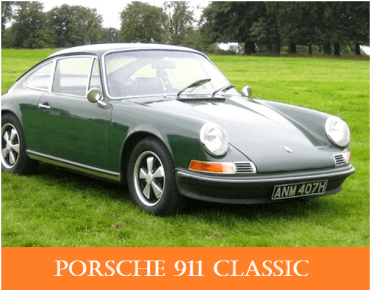 01 1960s vintage personal cars porsche 911 classic   Why The 1960s Vintage Personal Cars Had Been So Popular Till Now?   1960s Vintage Personal Cars