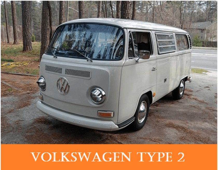 01 1960s vintage personal cars volkswagen type2 Alfa romeo spider Automobile Engineering 1960s Vintage Personal Cars